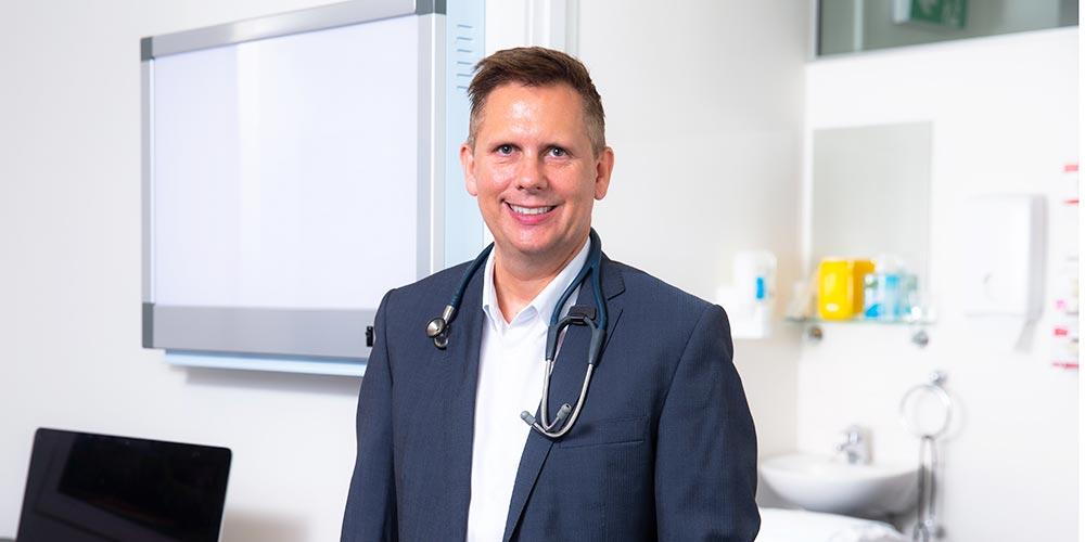 Dr Michael Gabbett - The Mendel Institute